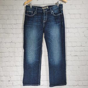 BKE Kate Stretch Embroidered Size 29
